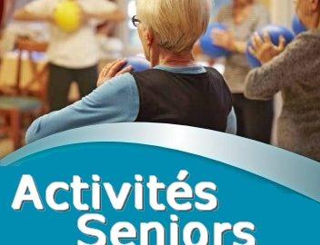 les activités pour les seniors