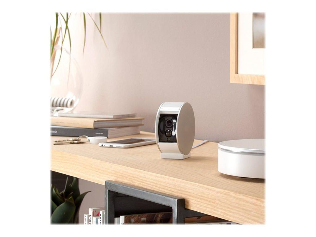 Caméra IP d'intérieur Somfy Protect